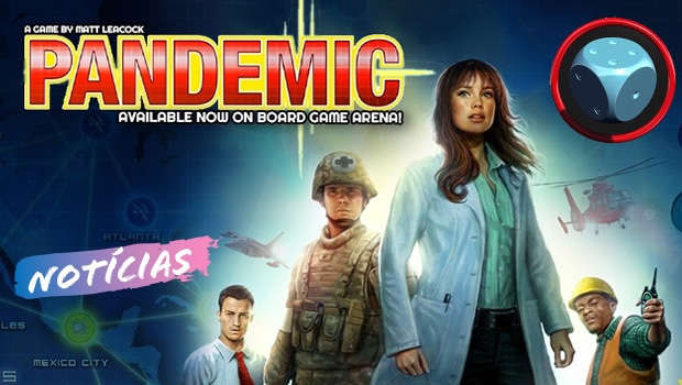 Read more about the article Pandemic no Board Game Arena