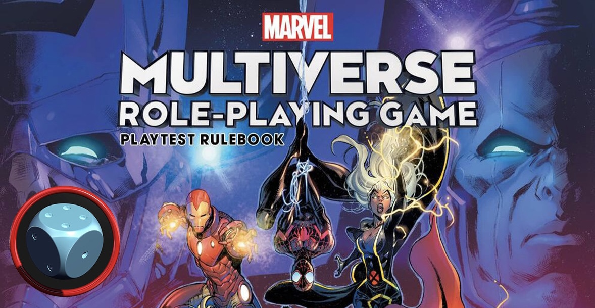 Read more about the article Marvel Multiverse RPG