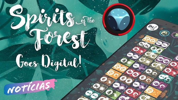 Read more about the article Spirits of the Forest para Celular