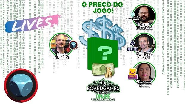 Read more about the article O Preço do Jogo – Live