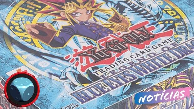 Read more about the article Caixa de Yu-Gi-Oh! Leiloada por US$584k