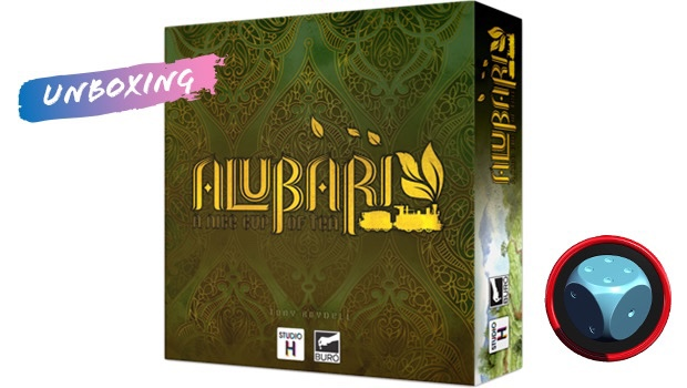 Read more about the article Alubari – Unboxing
