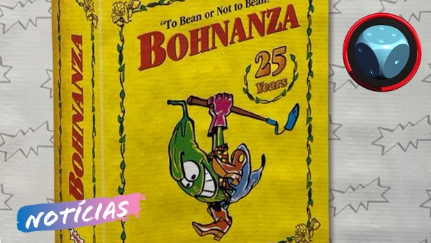 Read more about the article Bohnanza 25 Anos