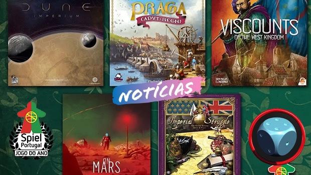 Read more about the article Indicados ao Jogo do Ano da Spiel Portugal