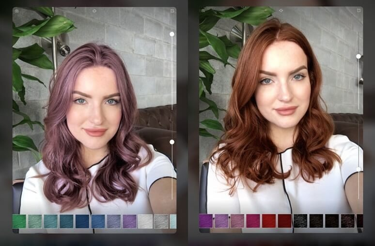 The Best Modiface New Video App Uses Machine Learning To Change Pictures