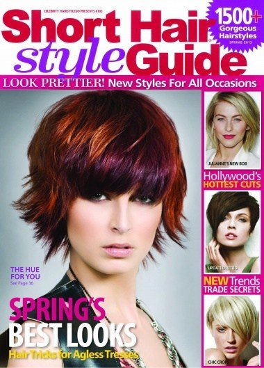 The Best Short Hair Style Guide Magazine Venom Pictures