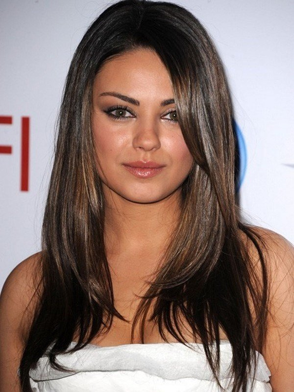 The Best Easy Layered Haircuts For Long Hair To Do At Home Women Pictures
