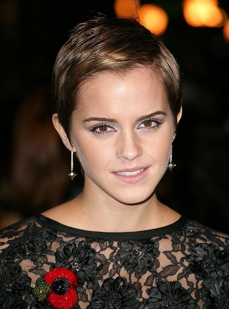 The Best Popular Emma Watson Inspired Short Hairstyles Women Pictures