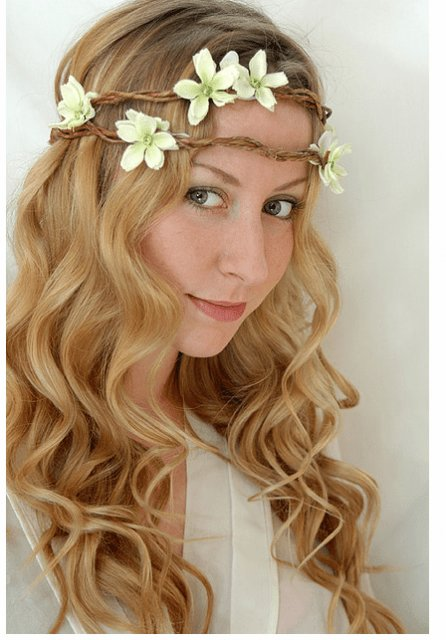 The Best Earthy Wedding Hairstyle Ideas Pictures Png Pictures