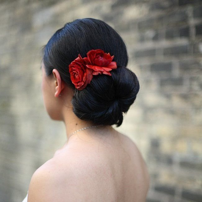 The Best Updo Wedding Hairstyles With Special Details Modwedding Pictures