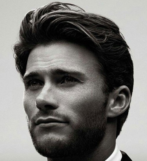 The Best 43 Medium Length Hairstyles For Men Men S Hairstyles Pictures