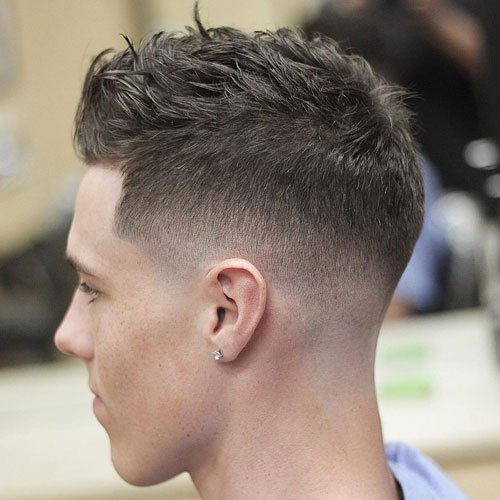 The Best 25 Best Men S Crew Cut Hairstyles 2019 Guide Pictures