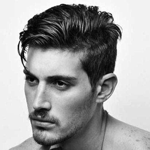 The Best Hairstyles For Men With Thick Hair Men S Hairstyles Pictures