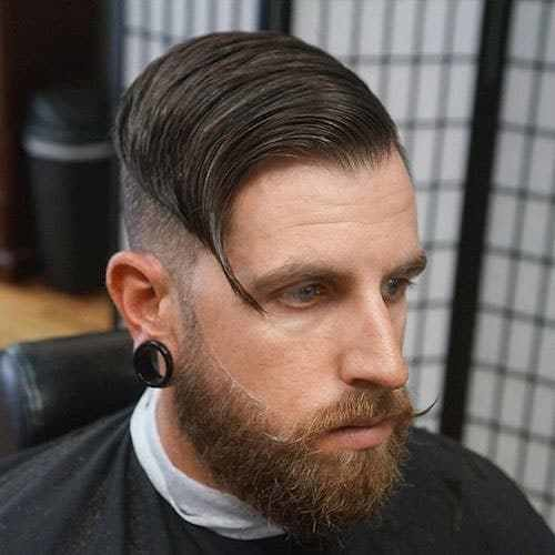 The Best 23 Comb Over Fade Haircuts Pictures