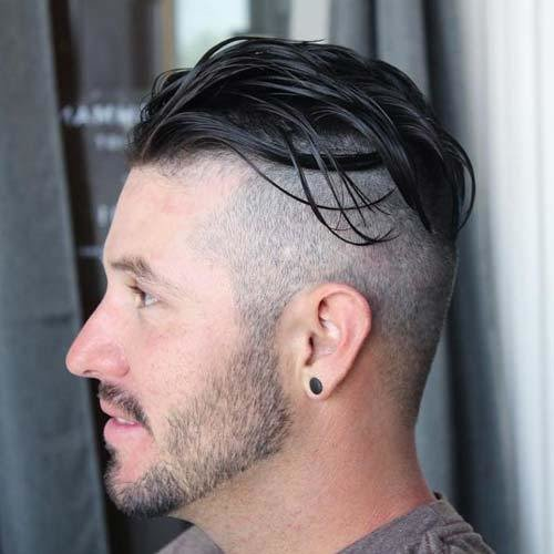 The Best 35 Best Haircuts And Hairstyles For Balding Men 2019 Guide Pictures