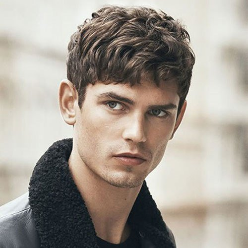 The Best 25 Best Men's Fringe Hairstyles Bangs For Men 2019 Guide Pictures