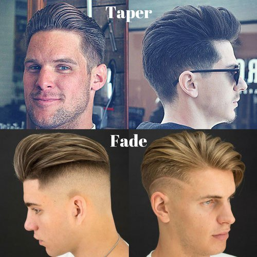 The Best Taper Vs Fade The Difference Between Fade And Taper Pictures