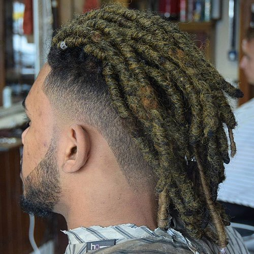 The Best 35 Best Dreadlock Styles For Men Cool Dreads Hairstyles Pictures