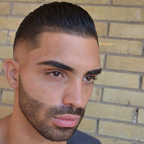 The Best 47 Slicked Back Hairstyles 2019 Guide Pictures