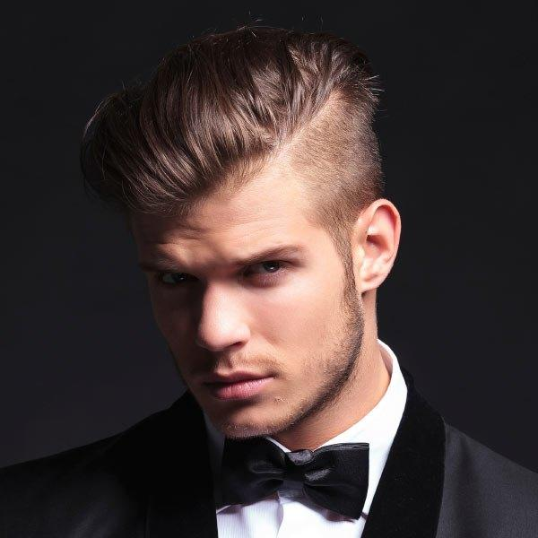 The Best Good Hairstyles For Men To Wear At Weddings Pictures