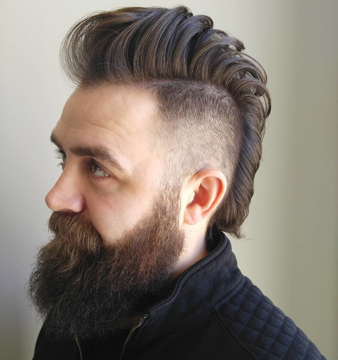 The Best Mohawk Fade Haircuts Pictures