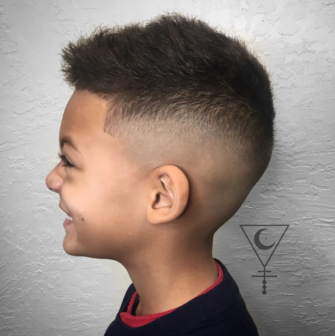 The Best Popular Haircuts For Little Boys 2018 Pictures