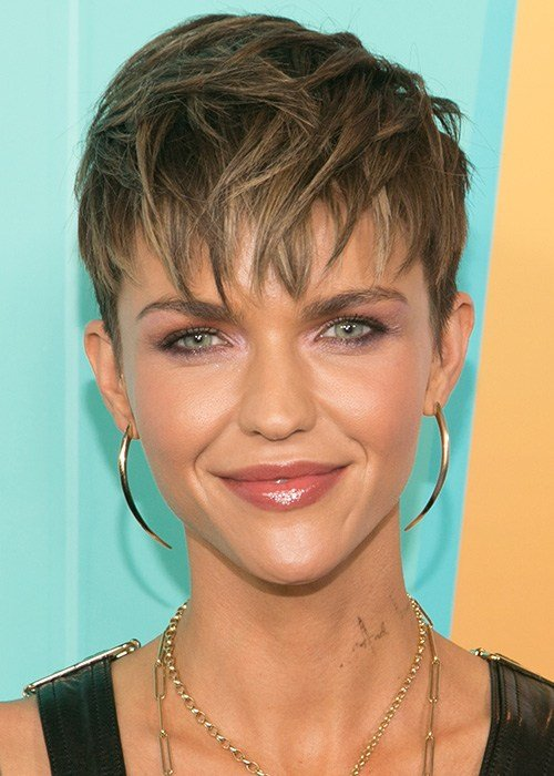 The Best How To Style A Pixie Cut Best Pixie Cut Hairstyles Pictures