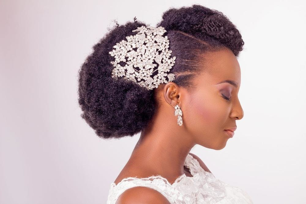 The Best Natural Hair Bridal Inspiration Shoot By Yes I Do Bridal Bellanaija Pictures