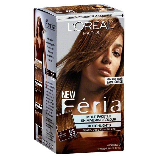The Best Feria Feria Permanent Haircolor Gel Warmer Light Golden Pictures