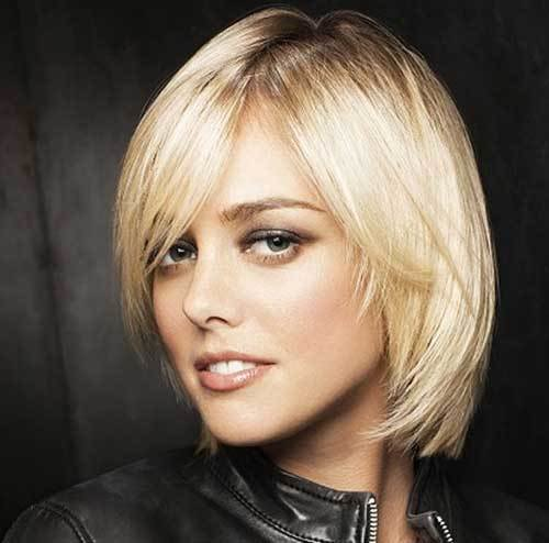 The Best Short Hairstyles For Thin Straight Hair Pictures