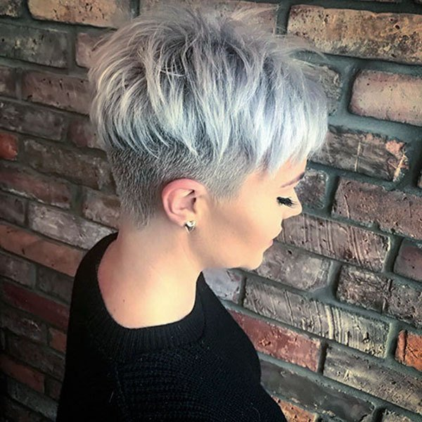 The Best 45 Latest Trendy Short Haircuts 2018 2019 Pictures