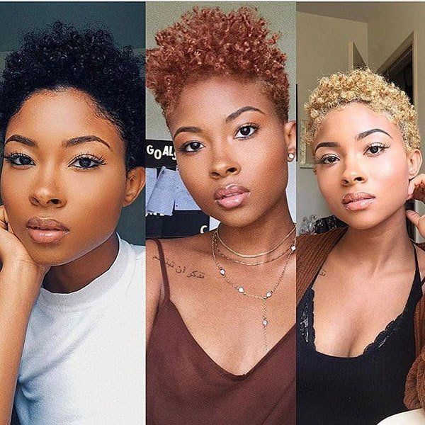 The Best 55 New Best Short Haircuts For Black Women In 2019 Pictures