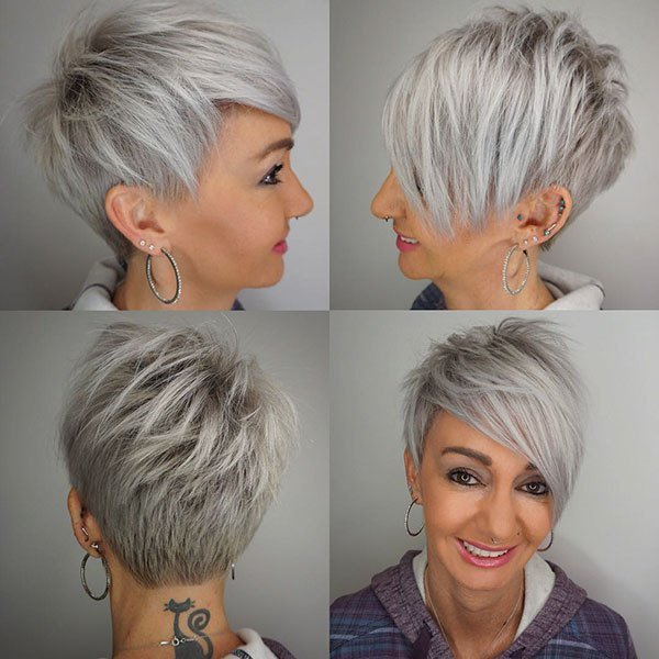 The Best 28 Best Short Hairstyles For Older Women In 2019 Short Pictures