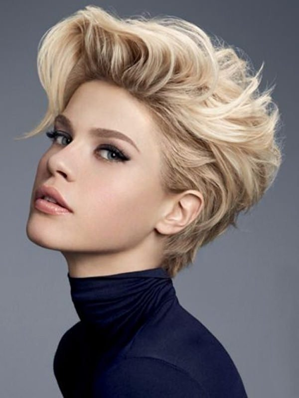 The Best 90 S*Xy And Sophisticated Short Hairstyles For Women Pictures