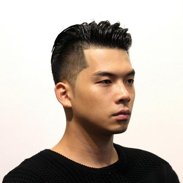 The Best Asian Mohawk Hairstyle Pictures