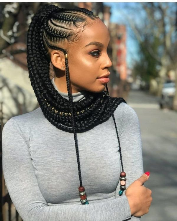 The Best 47 Of The Most Inspired Cornrow Hairstyles For 2019 Pictures