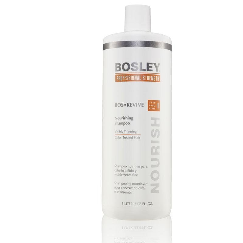 The Best Bosley Bosrevive Shampoo For Color Treated Hair Salon Depot Pictures