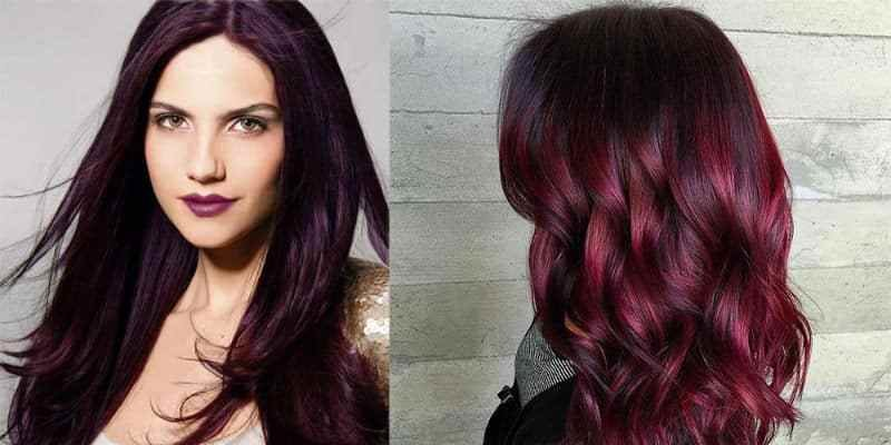 The Best Best Black Cherry Hair Color 2018 We Pick The Top Products Pictures