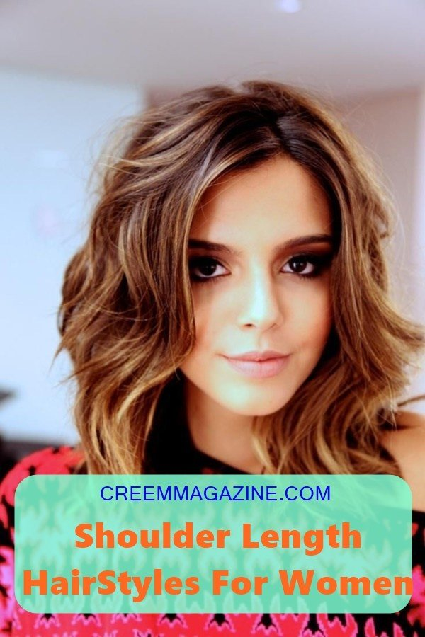 The Best 101 Chic And Stylish Shoulder Length Hairstyles Pictures