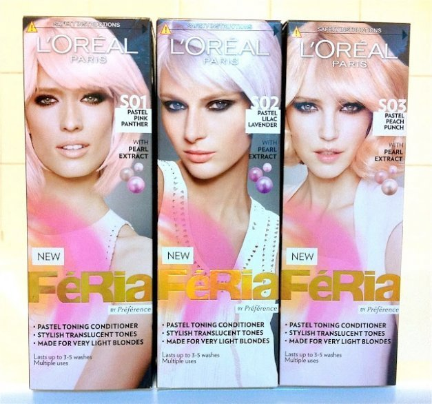 The Best Pastel Hair Dye Brands Thefourmation Com Pictures