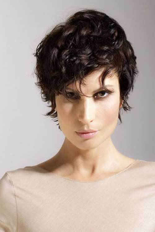 The Best 15 Very Short Curly Hair Short Hairstyles Haircuts Pictures