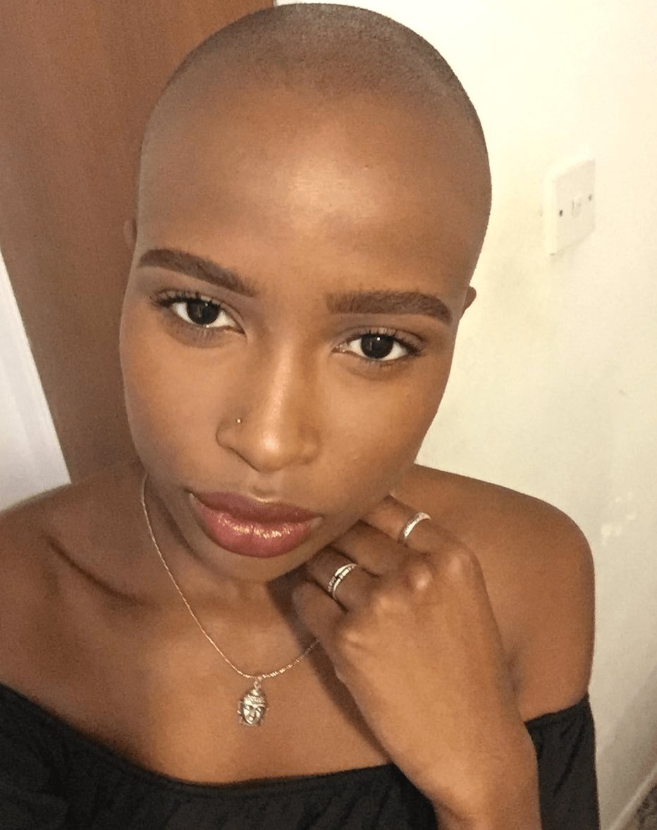 The Best 10 Beautiful Women Who Will Inspire You To Shave Your Head Pictures