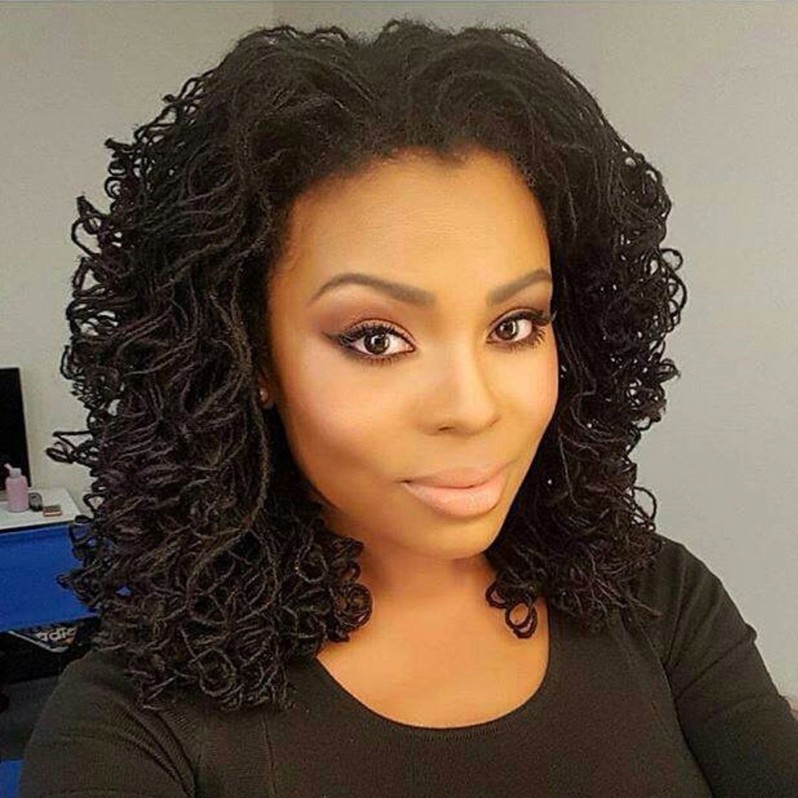 The Best Sisterlocks Hair Inspiration Essence Pictures