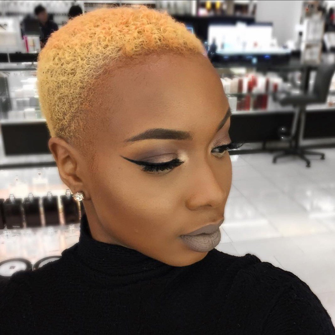 The Best Shaved Hairstyles For Black Women Essence Pictures