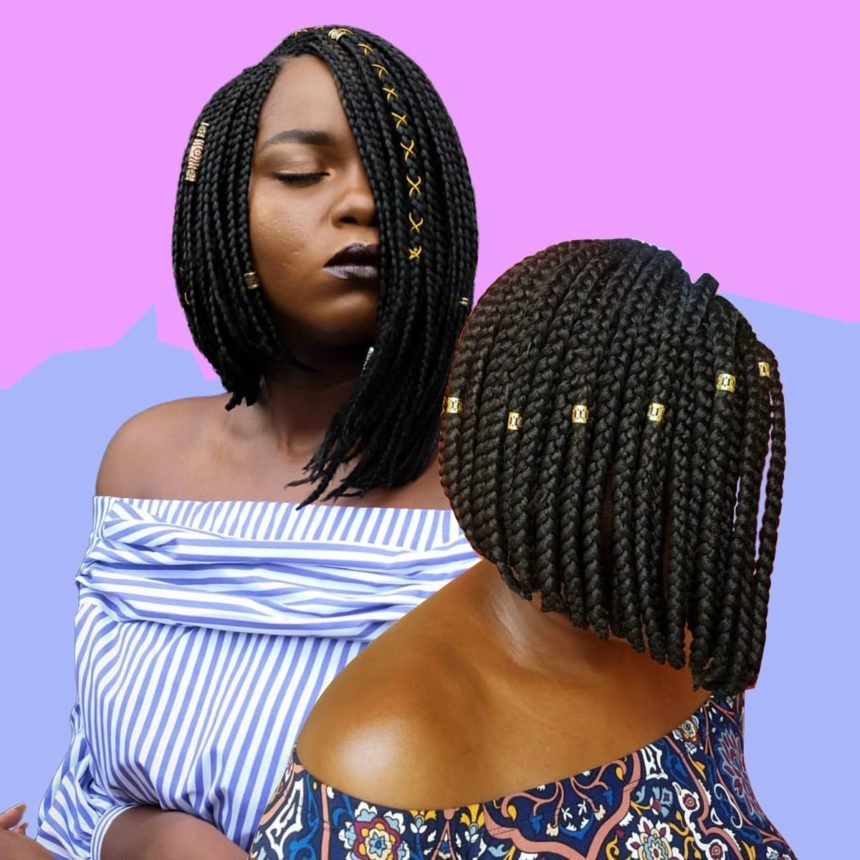 The Best 17 Beautiful Braided Bobs From Instagram You Need To Give Pictures
