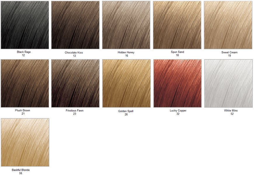 The Best Roux Fanci Full Hair Rinse Color Chart Roux Color 28 Pictures