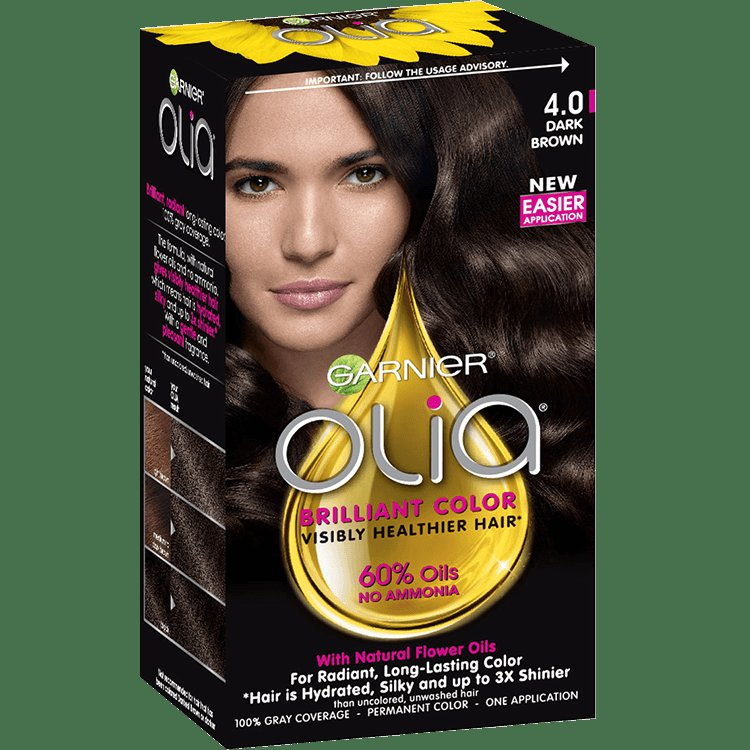 The Best Olia Ammonia Free Permanent Hair Color Dark Brown Pictures
