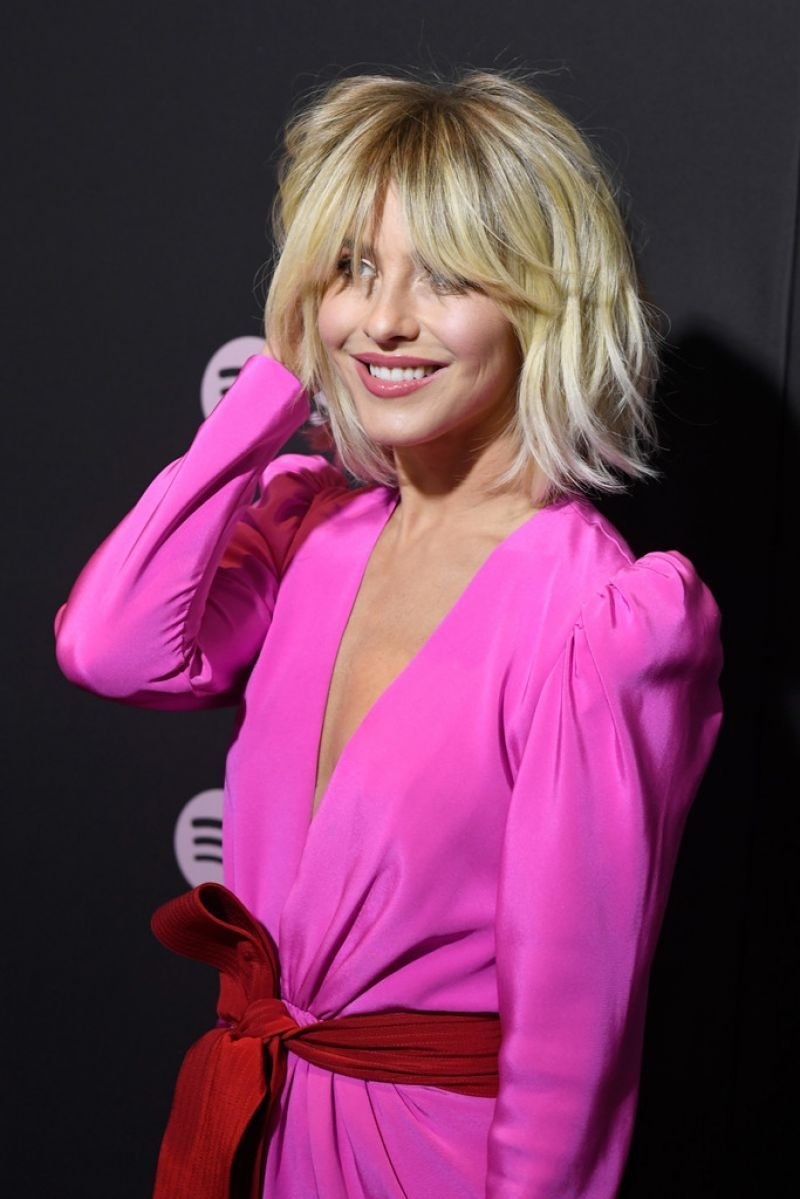 The Best Julianne Hough At Spotify Best New Artist 2019 In Los Pictures