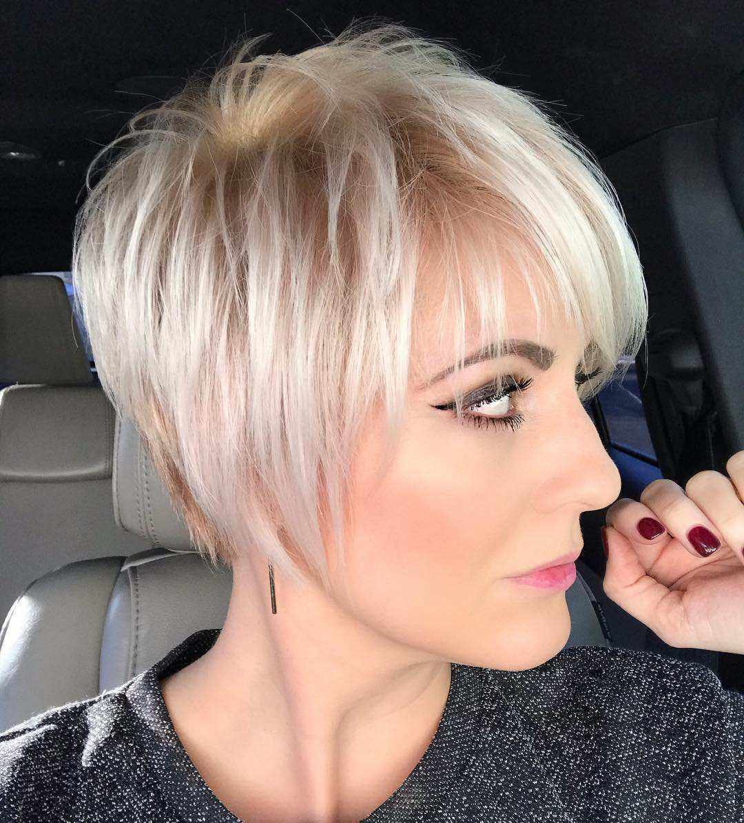 The Best The Most Popular Short Hairstyles » Hairstyles 2019 Pictures