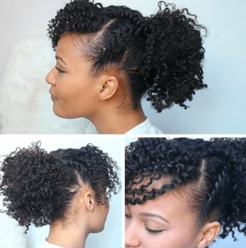 The Best 50 African American Natural Hairstyles For Medium Length Pictures